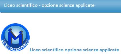 Liceo scientifico - opzione scienze applicate